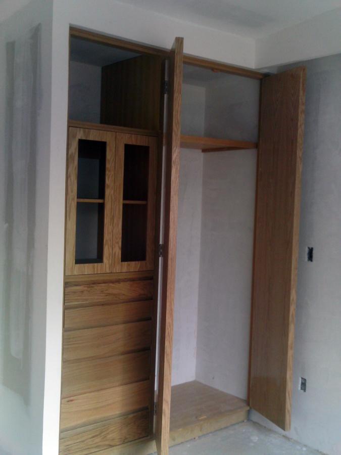 Carpinter a fina ideas carpinteros for Closet para ninos madera