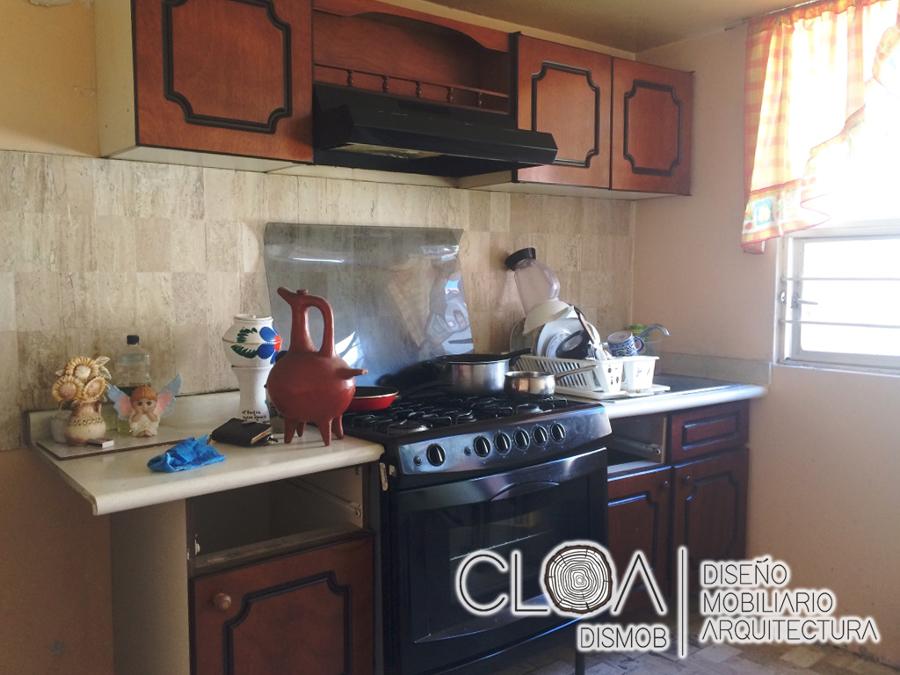 Cocina a remodelar