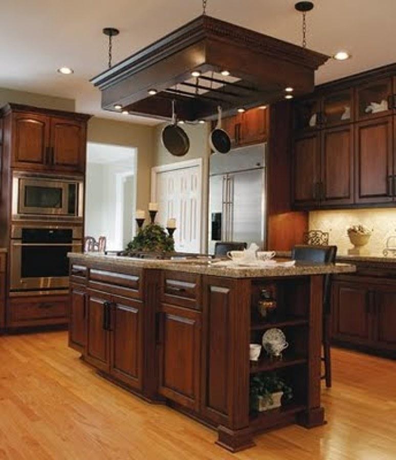 Foto cocina integral cafe de ebanisteria carpinteria y for Muebles para cocina integral
