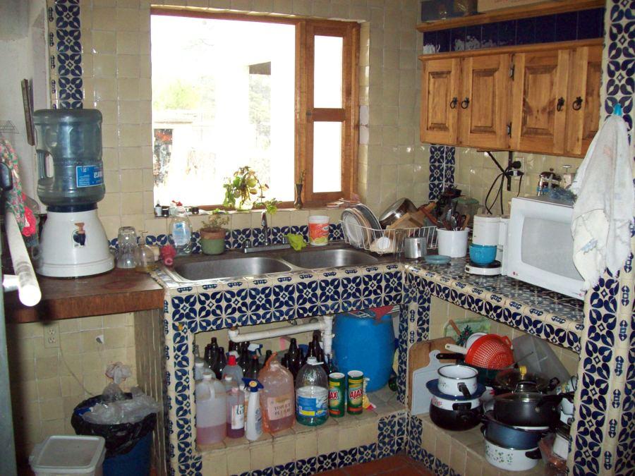 Azulejo para ba o talavera for Como hacer una cocina integral paso a paso