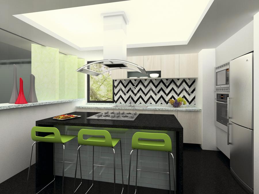 Cocina Lomas Verdes
