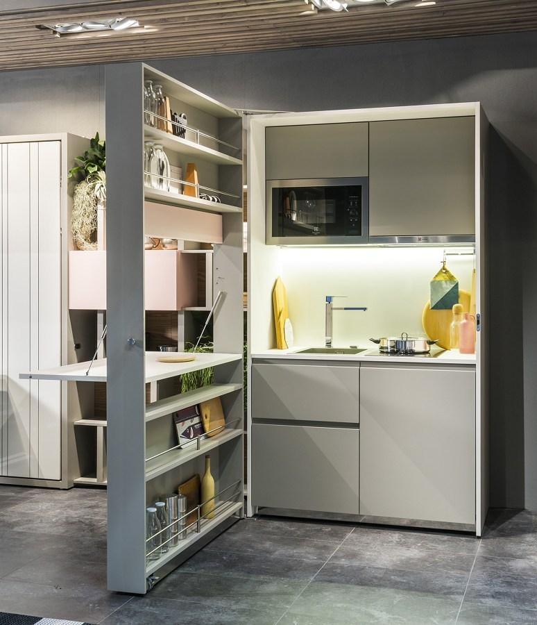 Foto: Cocina Oculta Compacta #138866 - Habitissimo