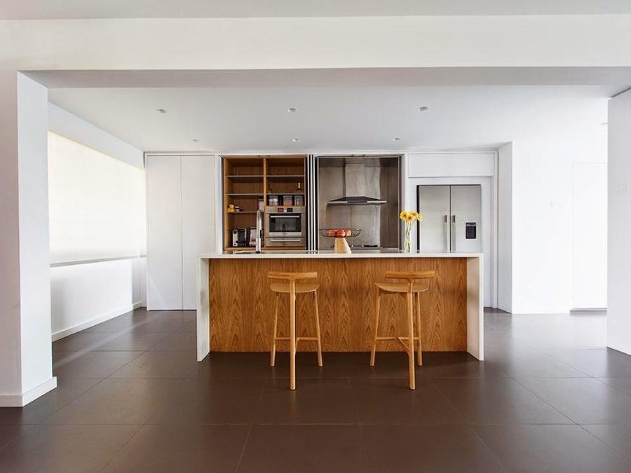 Cocinas ocultas espacios multifuncionales ideas dise o - Cocinas ocultas ...