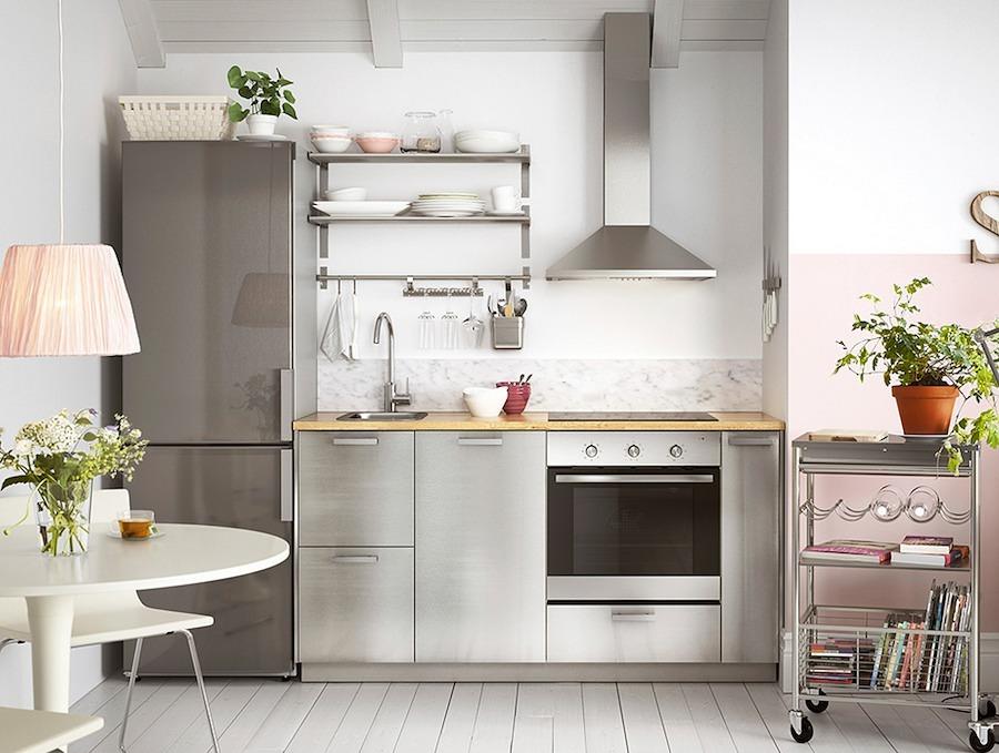8 cocinas muy bien aprovechadas ideas remodelaci n cocina for Remodelacion de cocinas pequenas