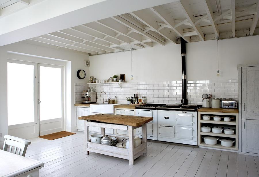 Foto: Cocina Vintage #167565 - Habitissimo