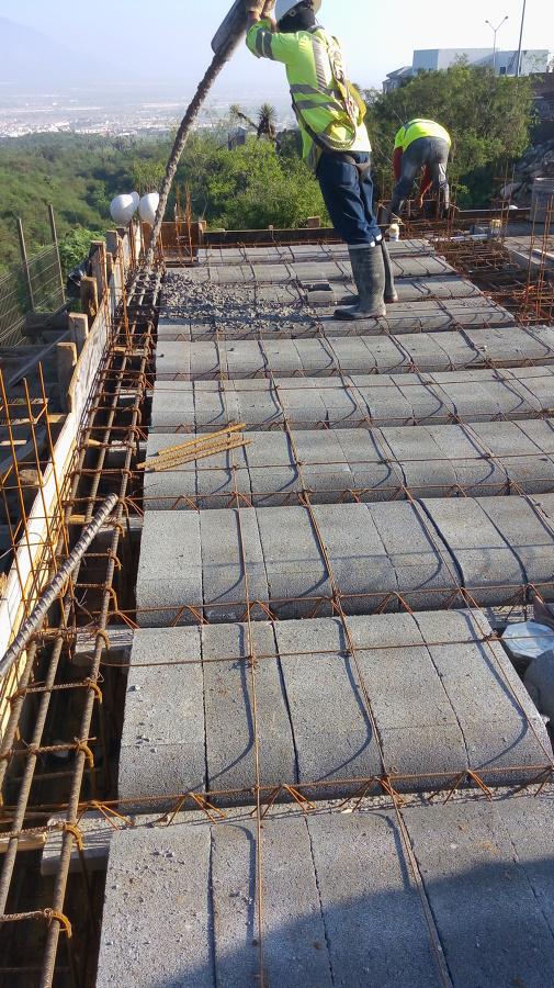 Colado de concreto
