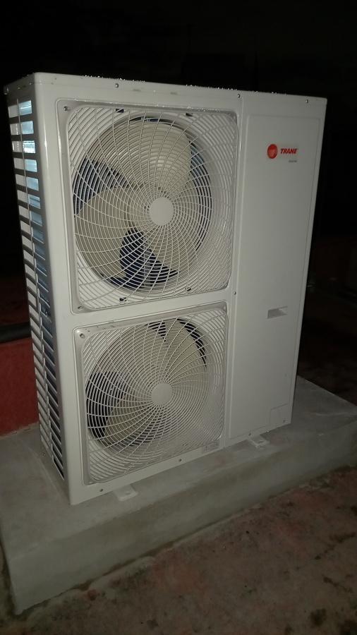 Colocacion de condensador