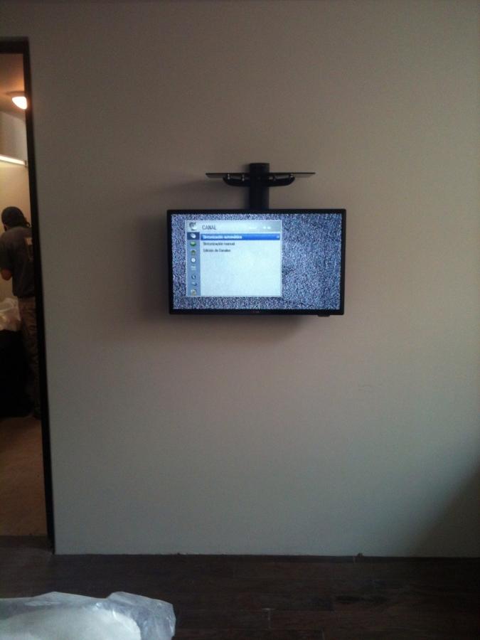 Colocacion de pantallas