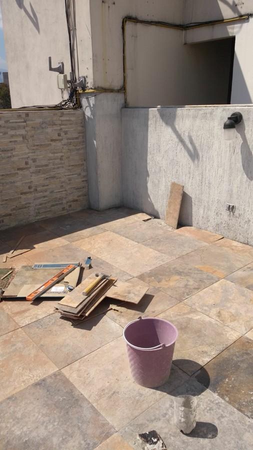 Colocacion de piso ceramico Porcelanite