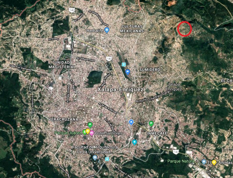 Colonia 6 de Junio, Xalapa Ver.