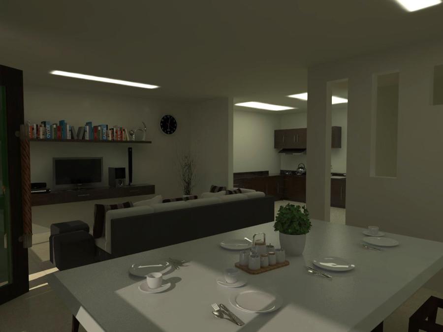Lotificaci n y proyecto casa habitacion ideas arquitectos for Proyecto casa habitacion minimalista