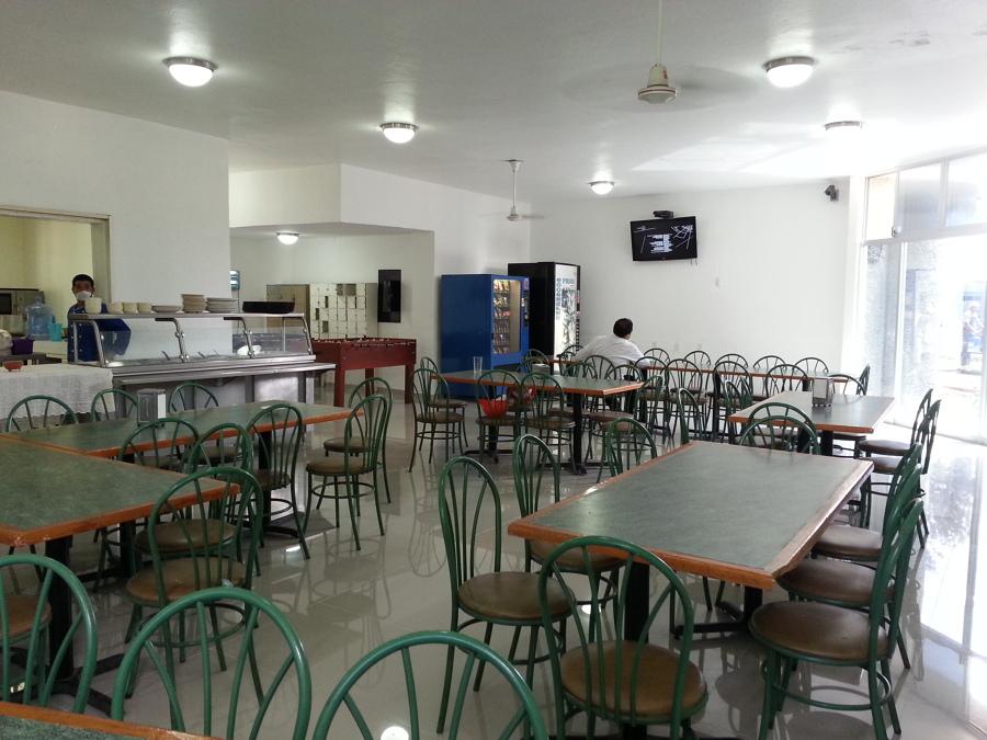 Remodelaci n comedor empresa de alimentos tehotihuacan - Comedor empresa ...