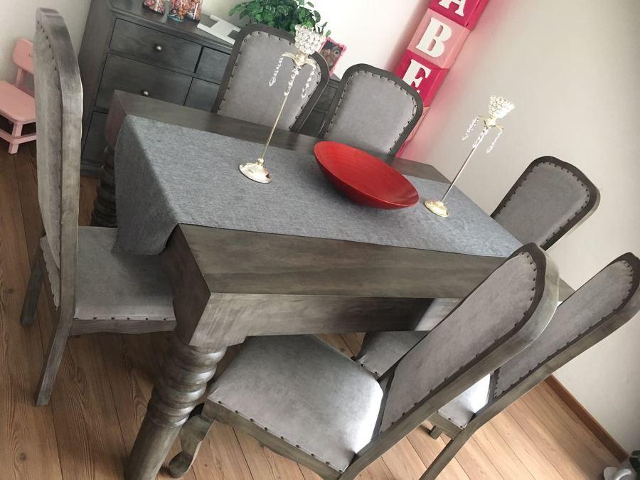Carpinteria elaboracion de muebles recamara comedor sala for Comedor negro con gris
