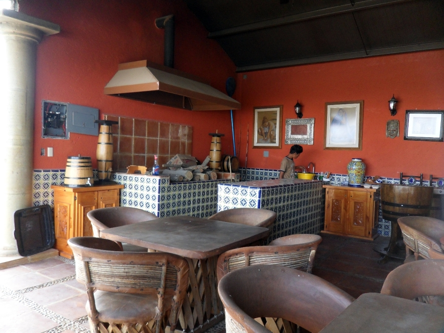 Comedor mexicano ideas construcci n edificio for Comedor americano