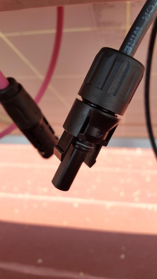 Conector MC4 Grupo GARANI
