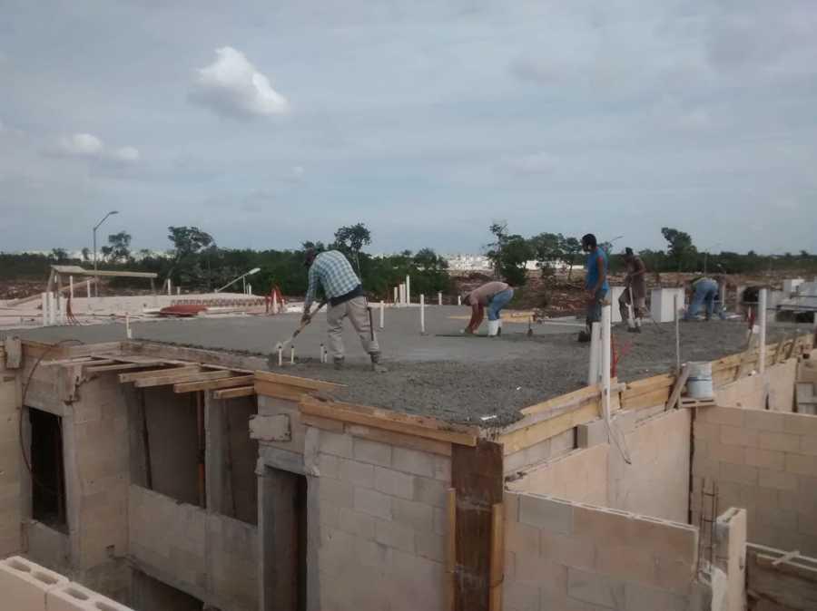 CONSTRAUCCION LOSA DE AZOTEA