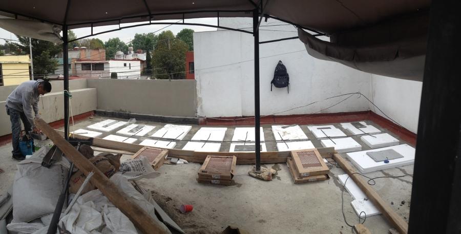 CONSTRUCCION DE ANDADOR