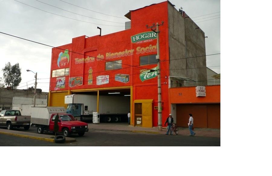 CONSTRUCCION DE BODEGA