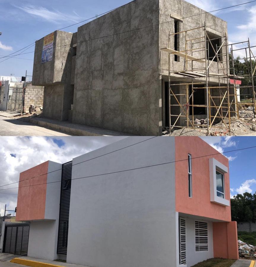 CONSTRUCCION DE CASA TIPO RESIDENCIAL