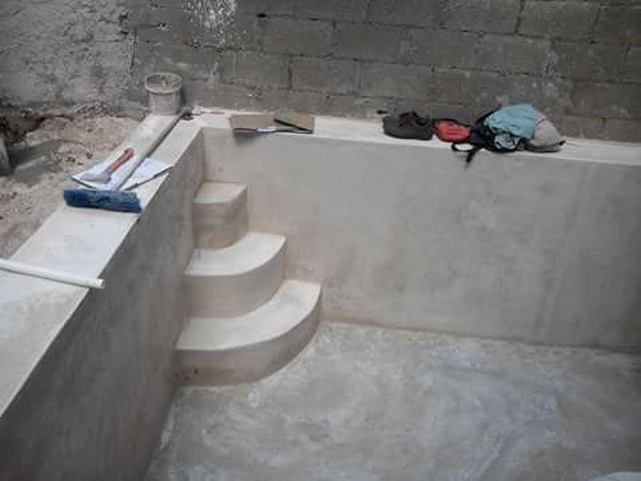 Foto construcci n de piscinas de manuel baez lara 153039 for Construccion de piscinas en mexico