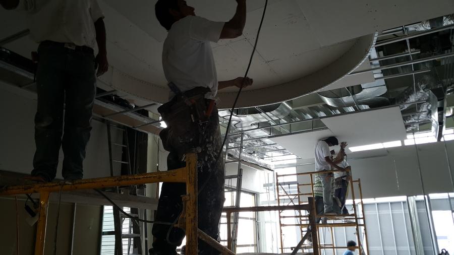 Construccion de plafones