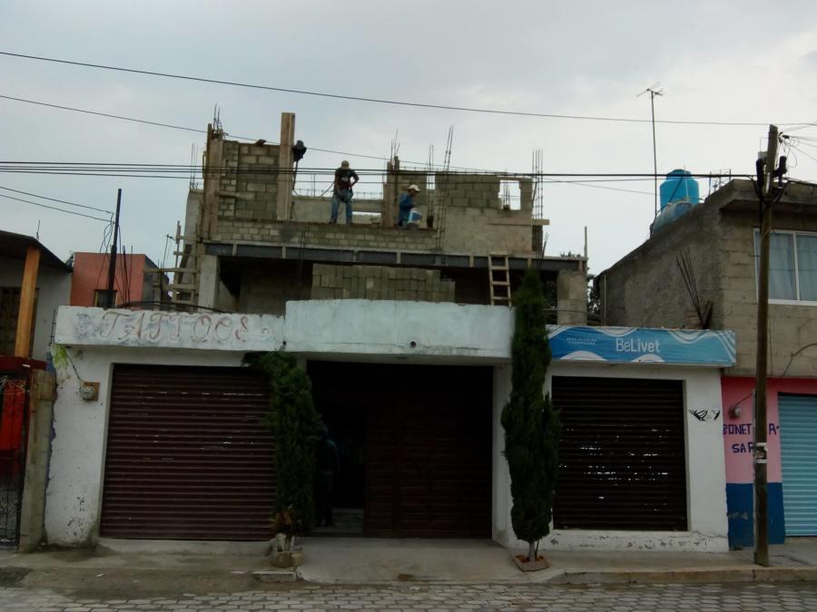 CONSTRUCCIÓN DE SEGUNDO NIVEL