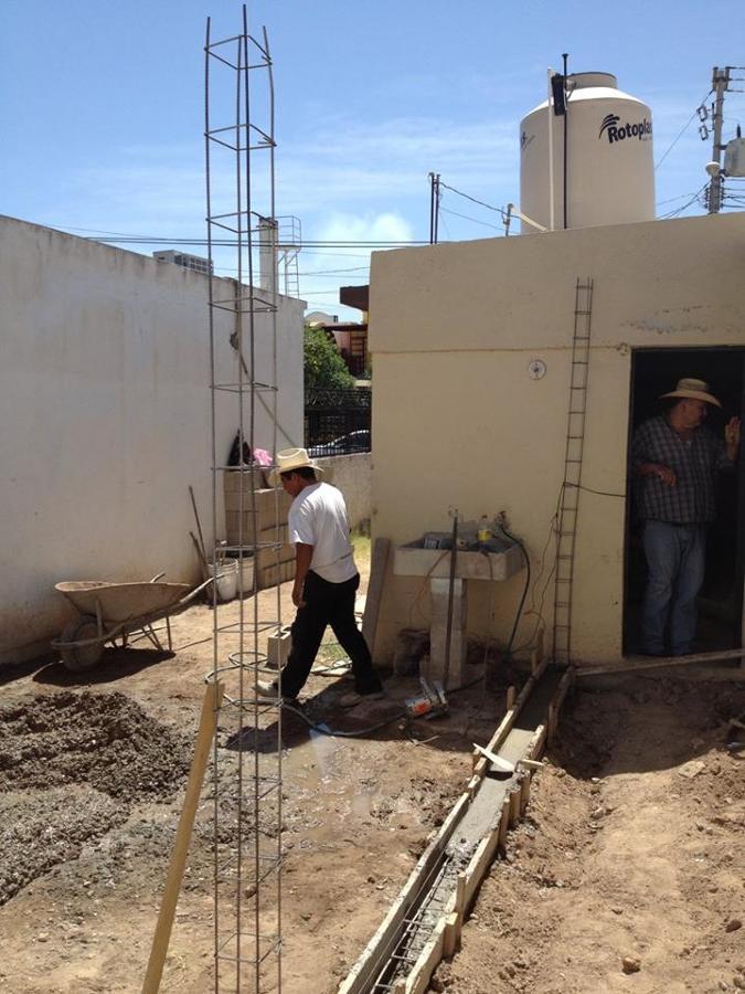 CONSTRUCCION EN PROCESO