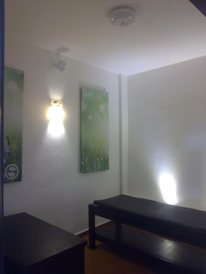 Consultorio, diseño interior.