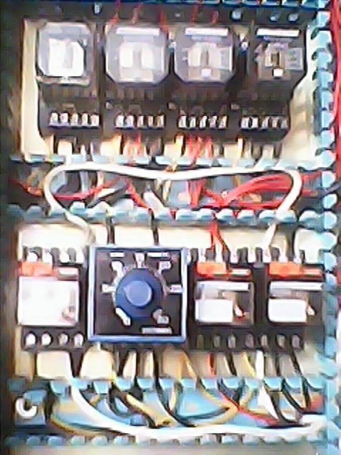 Control eléctrico