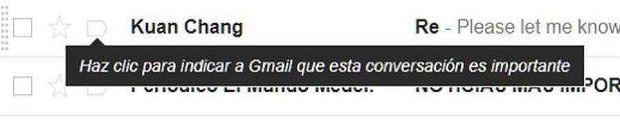Conversación Gmail