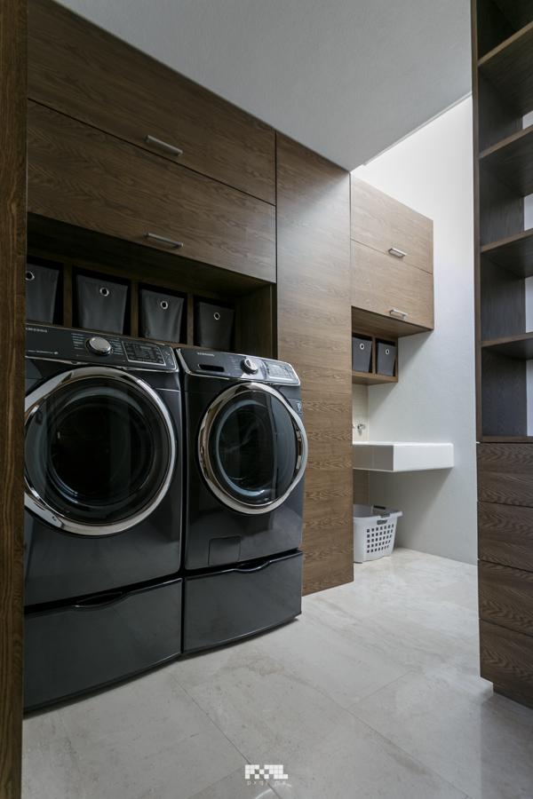 Residencia san jos del tajo ideas construcci n casa for Diseno de muebles para cuarto de lavado
