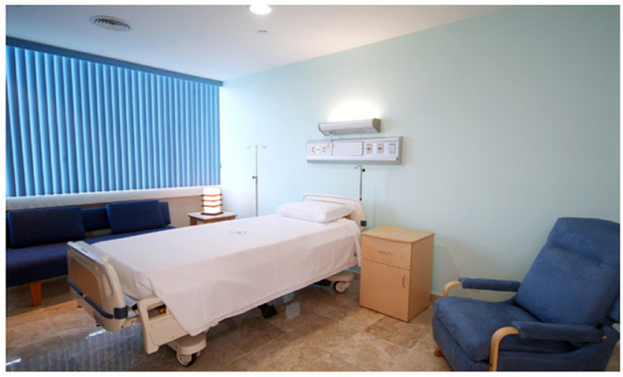 Cuartos de hospital
