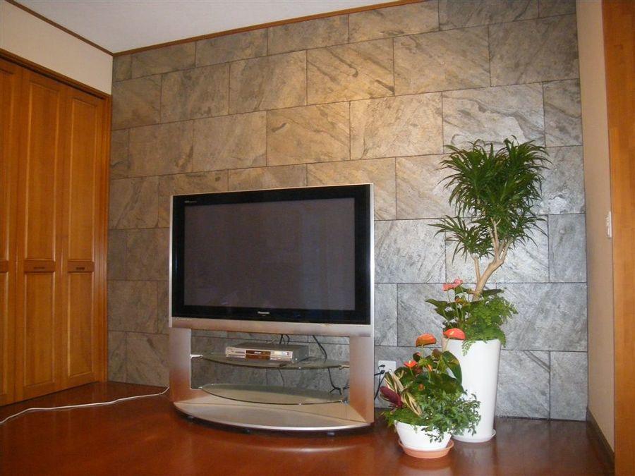 Foto decoracion de muros interiores de verdecoracion - Decoracion muros interiores ...