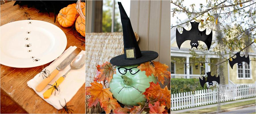 Ideas para Decorar el Halloween Ms Aterrador y Divertido Ideas