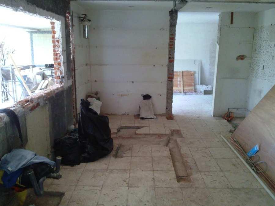 Demolición de pisos y aplanados