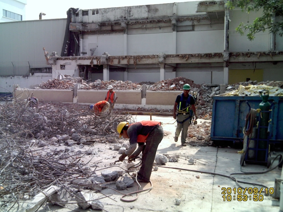 DEMOLICIONES EN EL DF, DS MEXICO