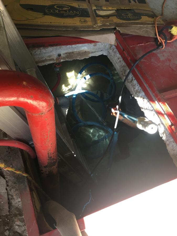 Depósito subterráneo