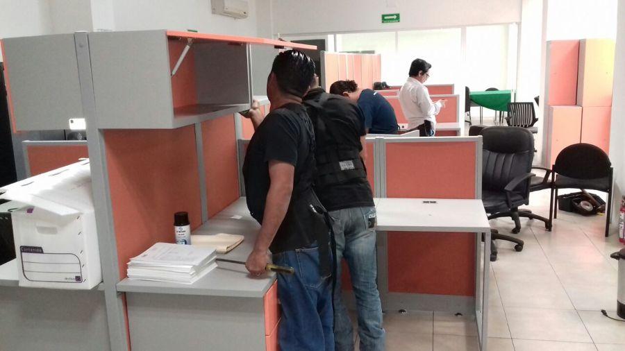 DESARMADO DE OFICINA 2