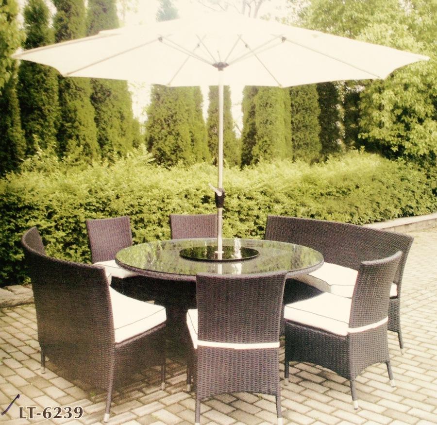 Foto desayunador con 6 sillas de yeida s a de c v for Sillas para desayunador