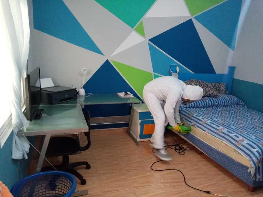 Desinfectamos todo tu hogar ... TODO !!!