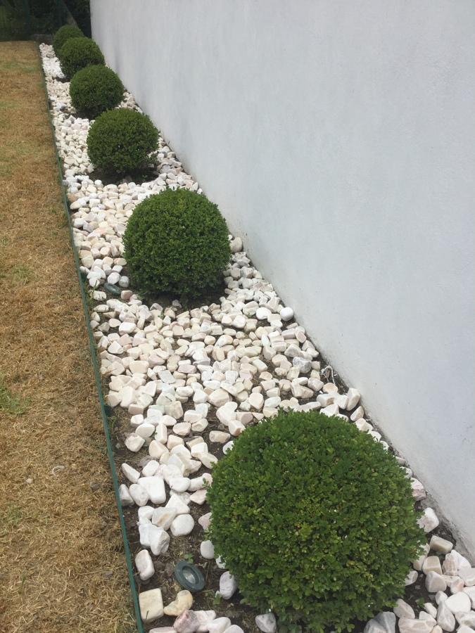 detalle en jardin
