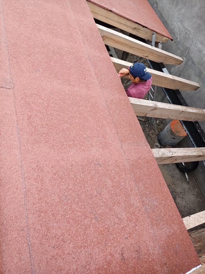 Detalle prefabricado en domo