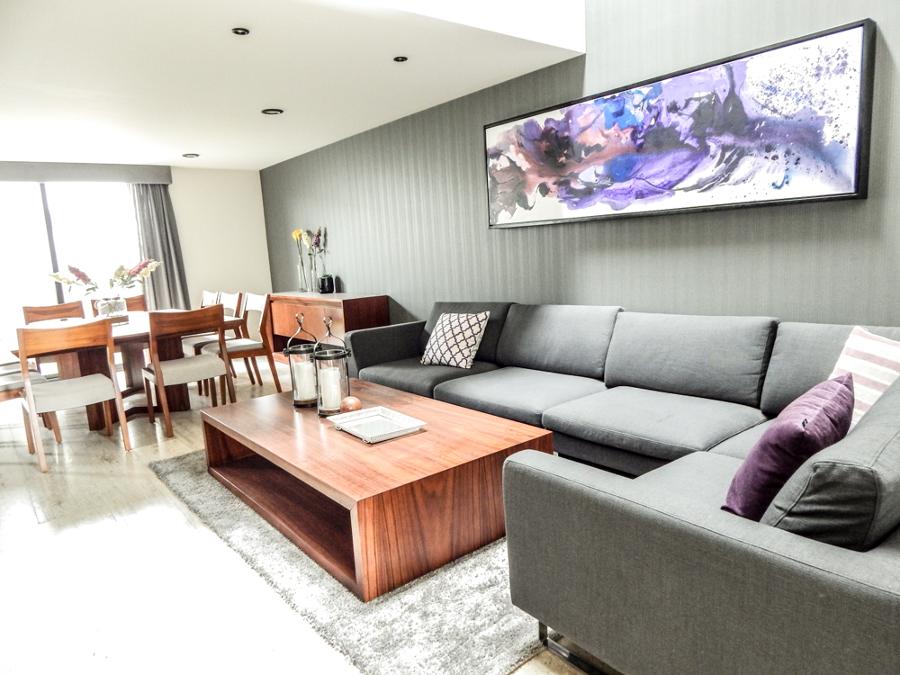 Diseñadora de Interiores dedicada a satisfacer los gustos del cluente exigente.