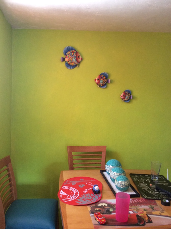 Alternaci n de colores ideas dise o de interiores for Ideas diseno de interiores