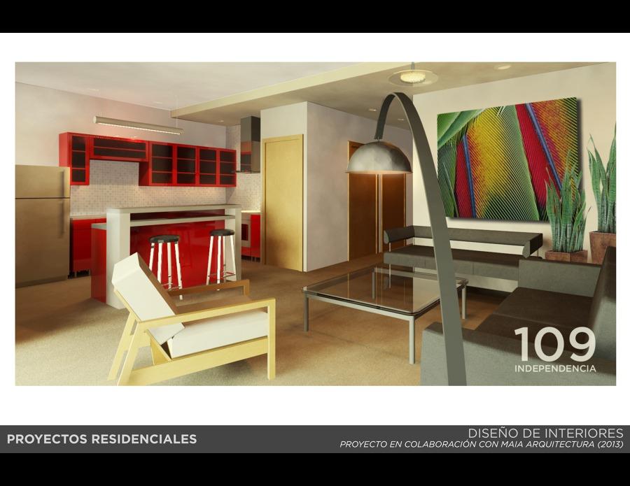 Bau arquitectura proyectos ideas arquitectos - Proyecto diseno de interiores ...