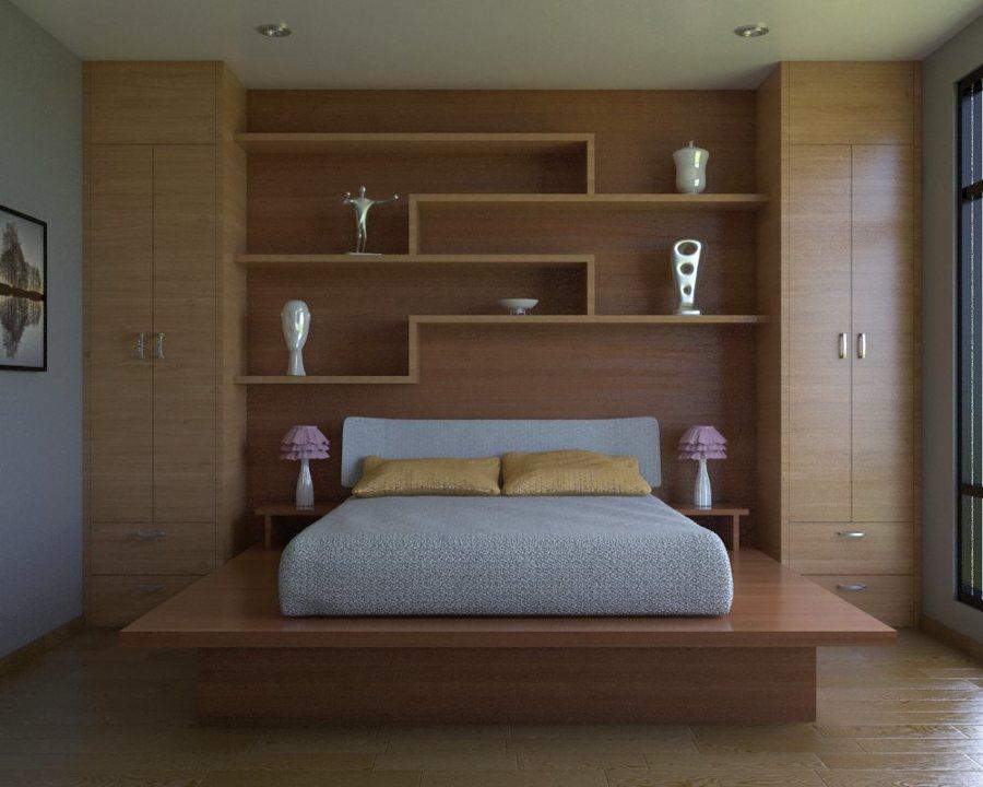 Proyecto de remodelacion de casa habitacion en coyoacan for Diseno de habitacion principal pequena
