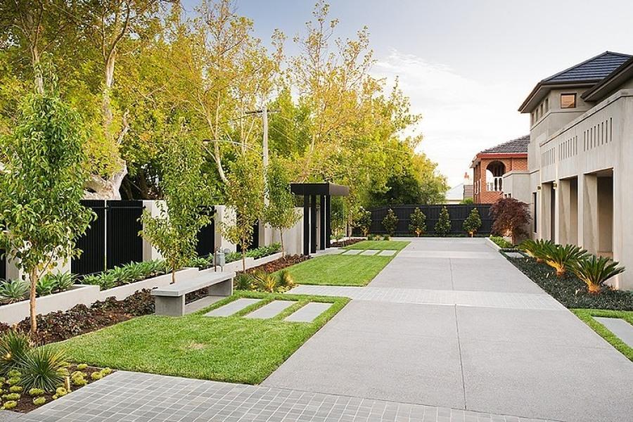 Diseño del Paisaje por: TODO NATURAL Piedra & Jardin