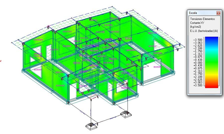 Foto: Diseño Estructural Casa Habitación de Ingeniería ... - photo#2