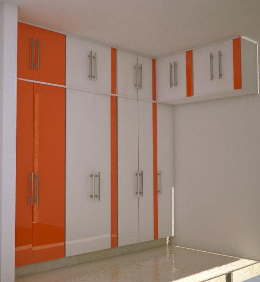 Diseño interior en casa habitación.