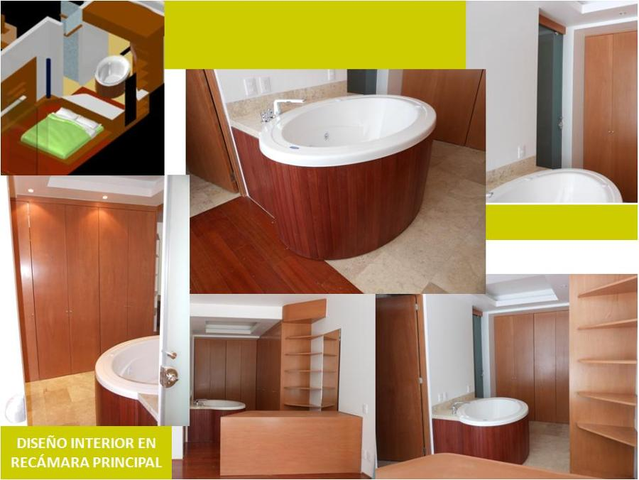 Diseño Interior en Recámara Ppal.